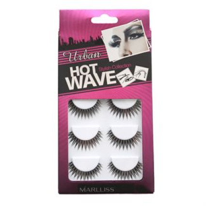 Irtoripset - Hot Wave collection 5pack no. 3209 - 5 paria