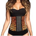 AVA® Waist Trainer Latex  - Leopardi