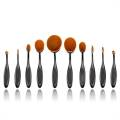 Mermaid Hammasharjasiveltimet (Oval Brushes) - 10 kpl