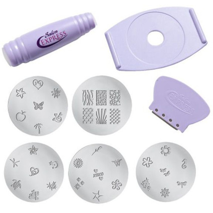Salon Express - Nail Art Decorator Kit -pakkaus
