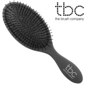 TBC® The Wet & dry Brush hårbørste, sort